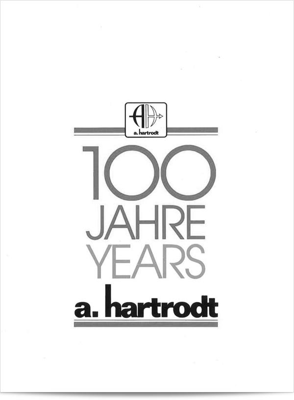 1987:  Firmenjubiläum