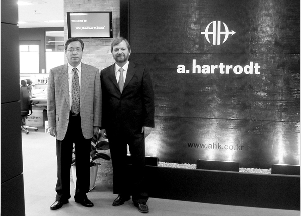 1990 hartrodt in Asia