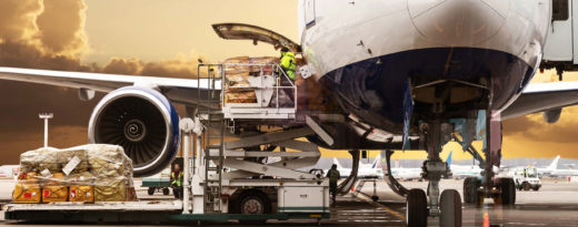 Airfreight transport