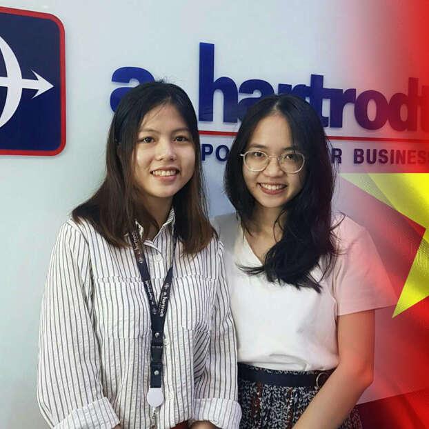 Vietnamese Trainees
